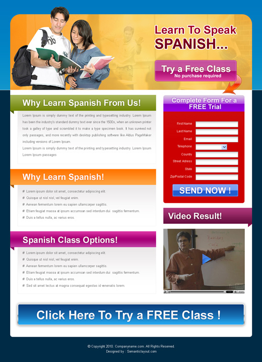 landing page design templates for sale on affordable price 15 buy
